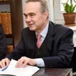 Sofia, 11 aprile 2017  Visita ambasciata a Sofia  Foto Augusto Bizzi
