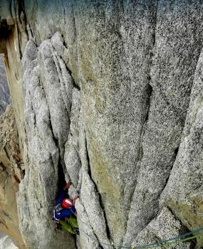 Премиерен български маршрут на връх Ел Мочо, Патагония