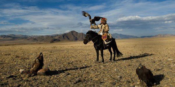 Монголия в сянката на Чингиз хан