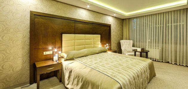 King Suite Bedroom 1